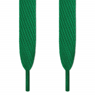 Cadarços super largos verdes