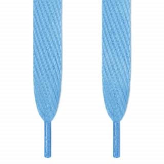 Cadarços super largos azul-claro