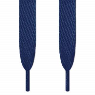 Cadarços super largos azul-marinho