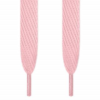 Cadarços super largos rosa