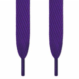 Cadarços super largos violeta
