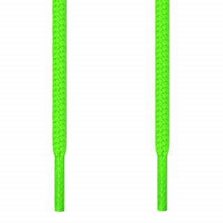 Cadarços redondos verde neon
