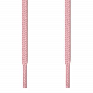 Cadarços redondos rosa