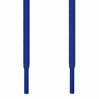 Cadarços redondos azuis