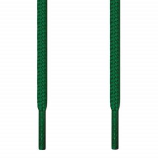 Cadarços redondos verdes