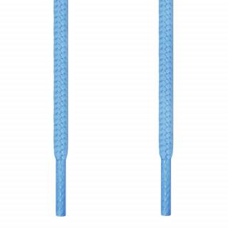Cadarços redondos azul-claros
