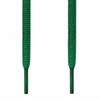 Cadarços ovais verdes